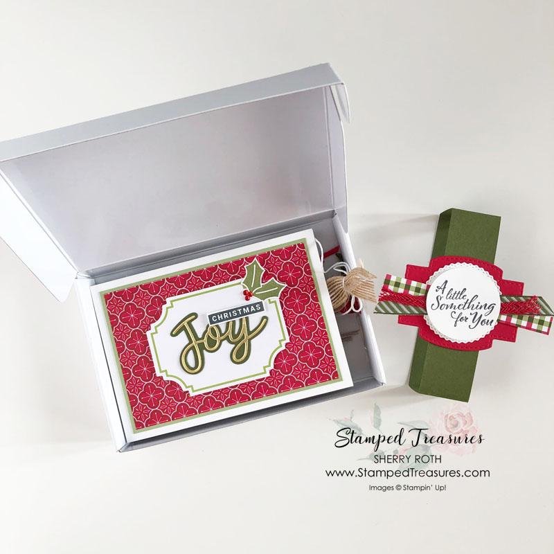 Mini Paper Pumpkin Box Album