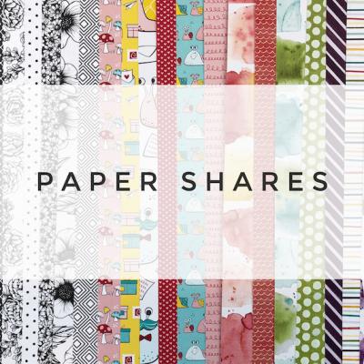 January to June Mini Catalogue Paper Shares