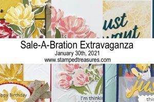 Sale-a-Bration Extravaganza