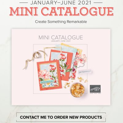 January to June Mini Catalogue is now live!