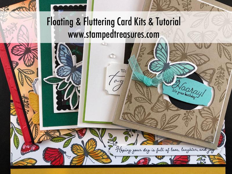 Floating & Fluttering Card Kits