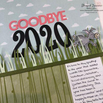 Goodbye 2020 Layout & My New Membership Group