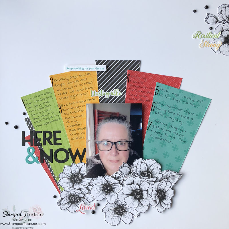 Here & Now Layout