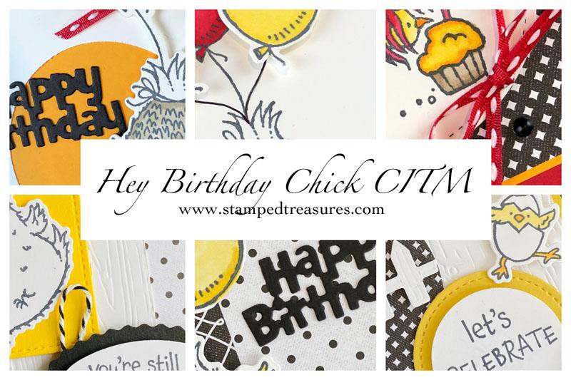 Hey Birthday Chick CITM