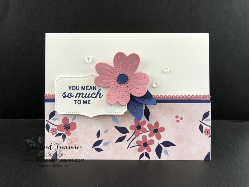 Simple In Bloom Card