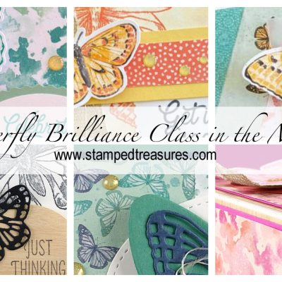 Butterfly Brilliance Class in the Mail