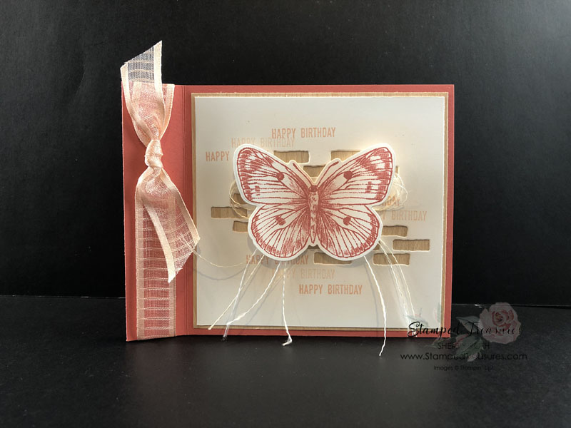 Butterfly Brilliance Card 1