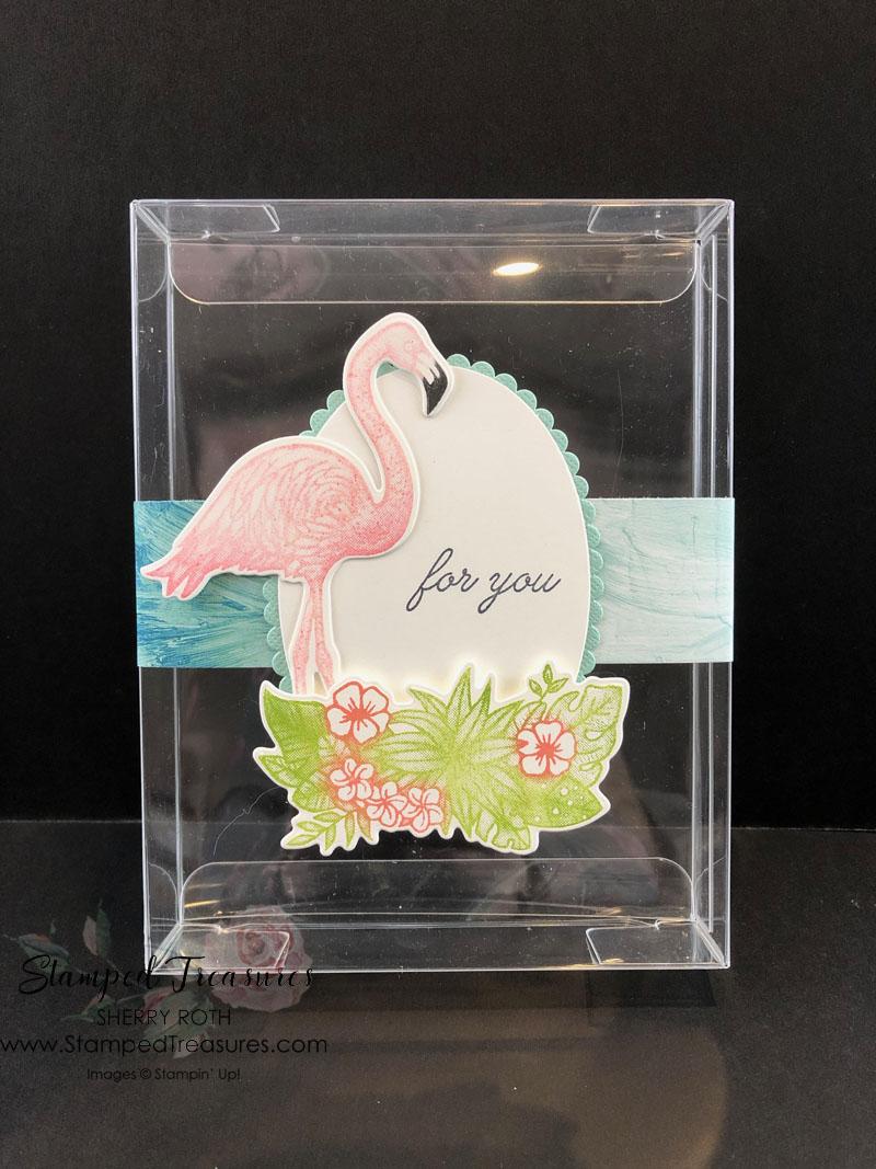 Friendly Flamingo Gift Idea