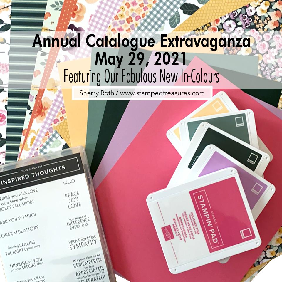 The Annual Catalogue Extravaganza
