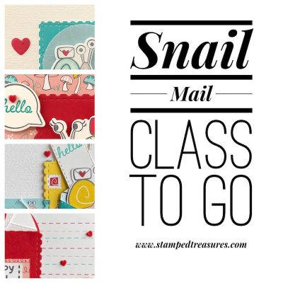 Snail Mail Card Class To Go