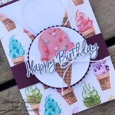 How to Make a Simple Pocket Card