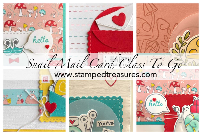 Snail Mail Class To Go