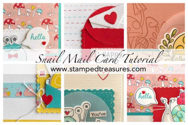 Snail Mail Card Tutorial