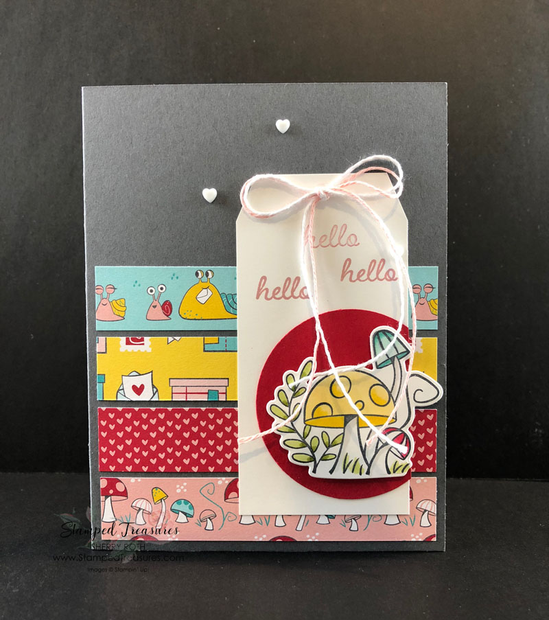 Using Scraps for Cards