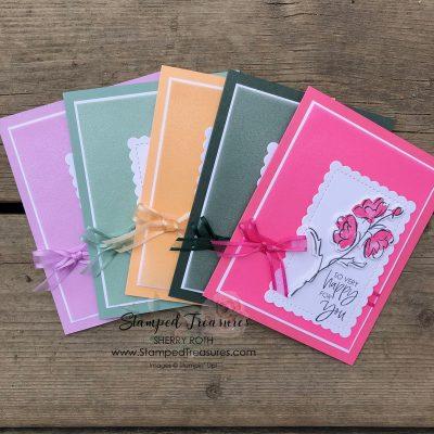 Color & Contour In Colour Cards