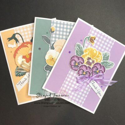 One Card, Three Ways