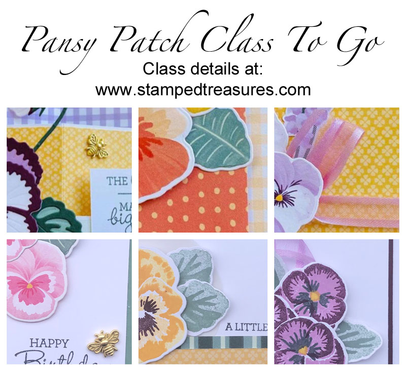 Pansy Patch Class To Go