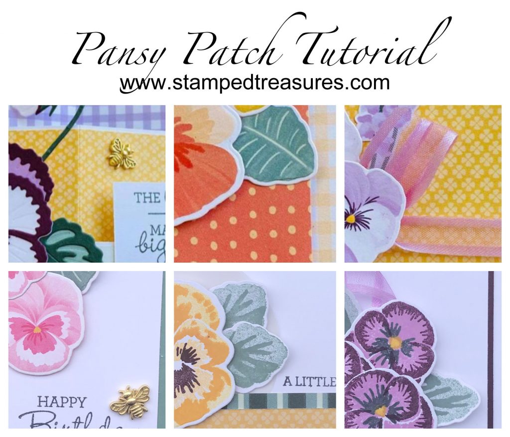 Pansy Patch Tutorial