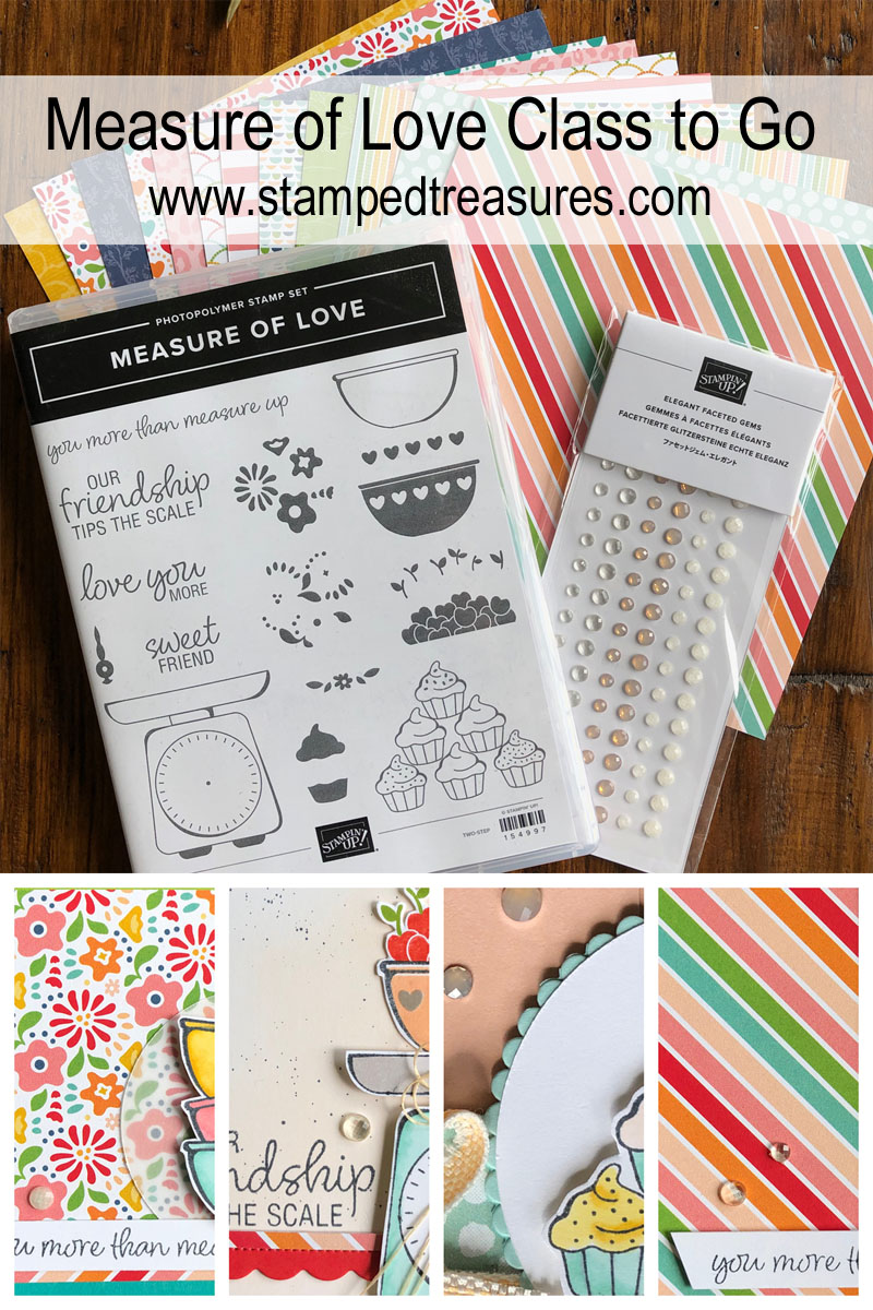 Measure of Love Class to Go