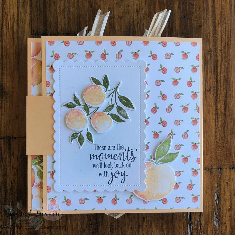 Sweet as a Peach Interactive Album