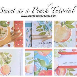 Sweet as a Peach Tutorial