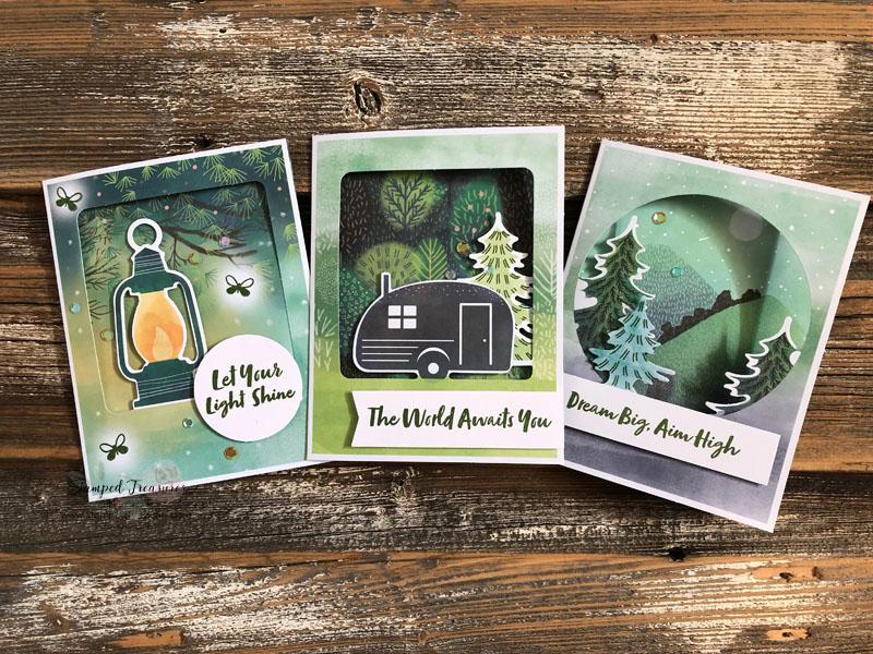July 2021 Paper Pumpkin Cards