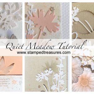 Quiet Meadow Card Tutorial