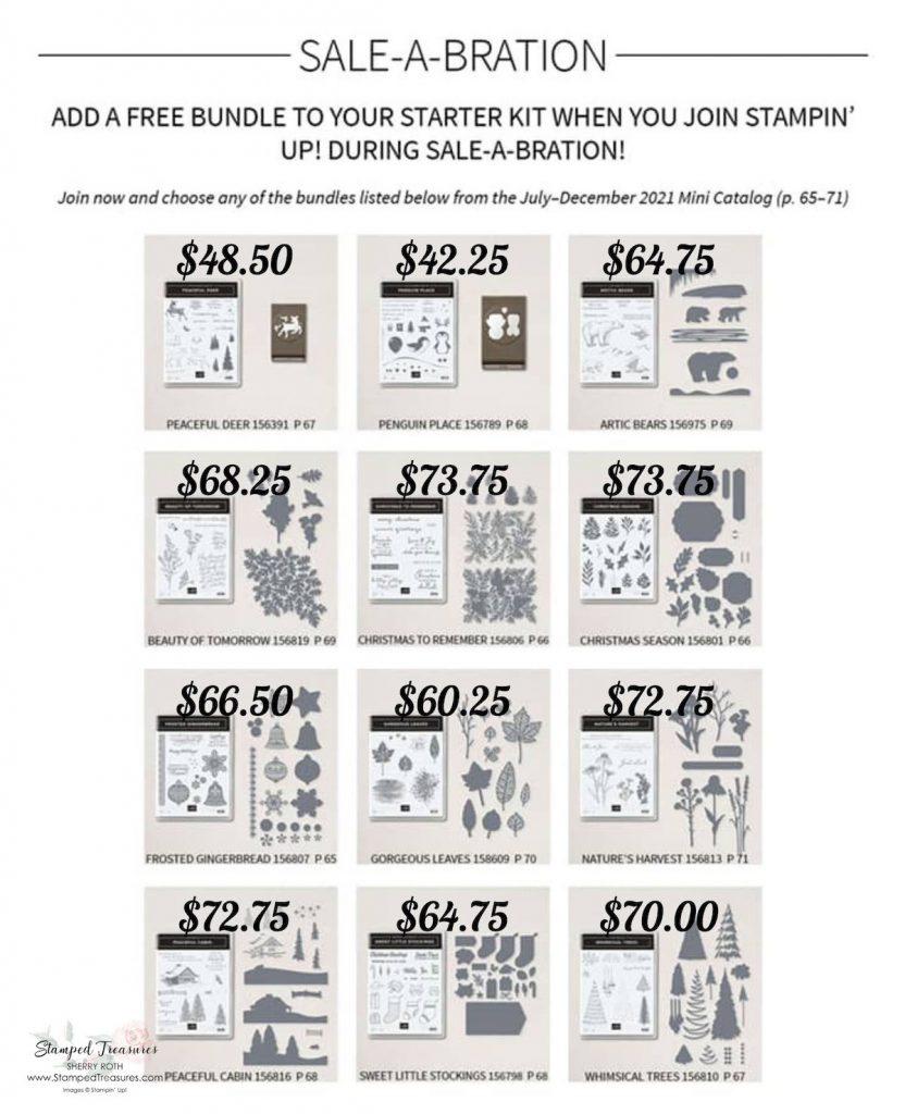 SAB Free Bundles