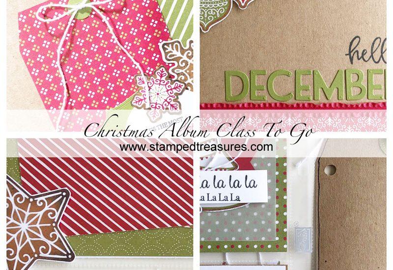 Christmas Album Class To go