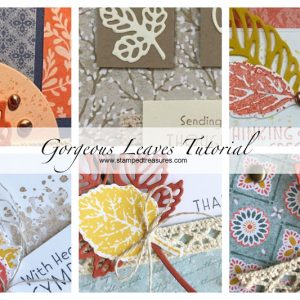 Gorgeous Leave Tutorial