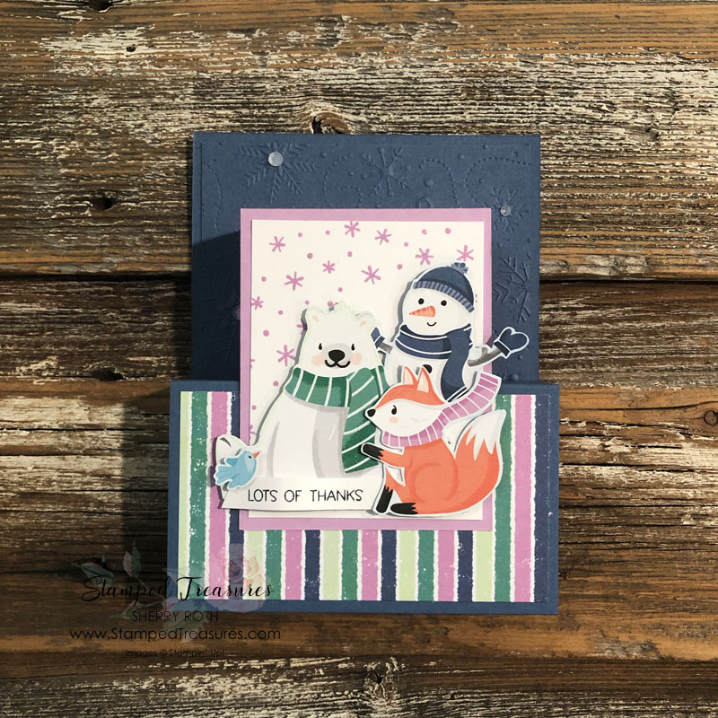 Penguin Place Card