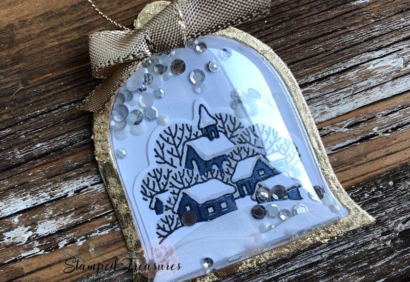 Classic Cloche Ornament